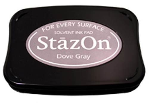 98233 - StazOn - Dove Gray - Stempelkissen -