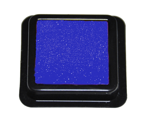 42318 - Tinten-Stempelkissen - Blau - 41x41 mm