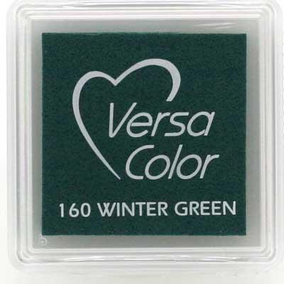 97160 - VersaColor Mini - Winter Green - Stempelkissen -