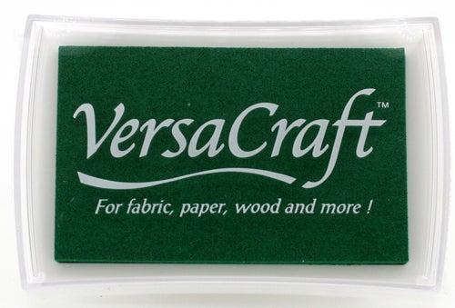 96021 - VersaCraft - Emerald - Stoff-Stempelkissen -
