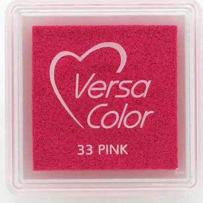 97033 - VersaColor Mini - Pink  - Stempelkissen -