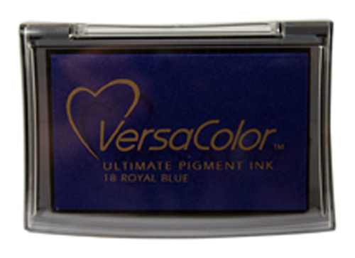 97218 - VersaColor - Royal Blue - Stempelkissen -