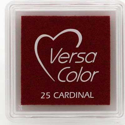 97025 - VersaColor Mini - Cardinal - Stempelkissen -