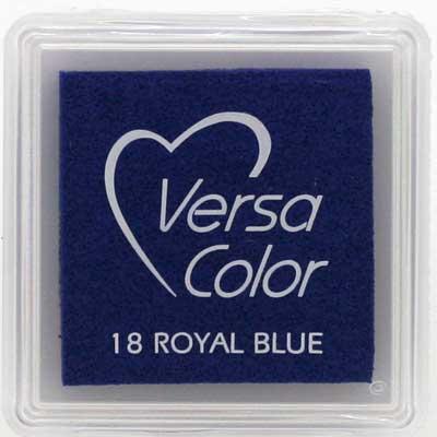 97018 - VersaColor Mini - Royal Blue - Stempelkissen -