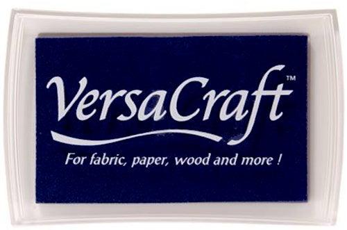96062 - VersaCraft - Midnight -  Stoff-Stempelkissen -