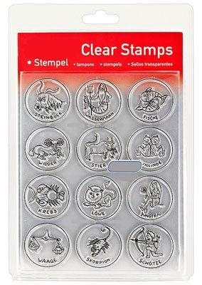 46853 - Clear Stamp Set - Sternzeichen -