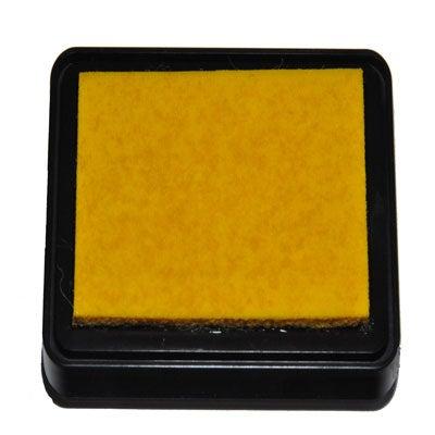 43211 - Tinten-Stempelkissen - Gelb - 32x32 mm