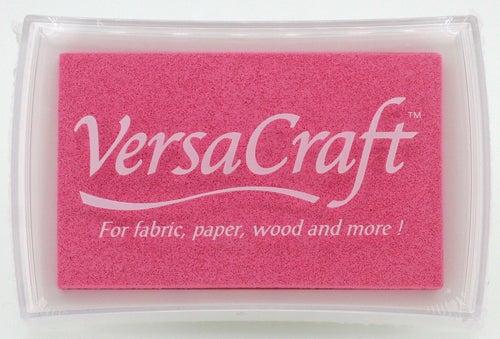 96034 - VersaCraft - Bubble Gum - Stoff-Stempelkissen -