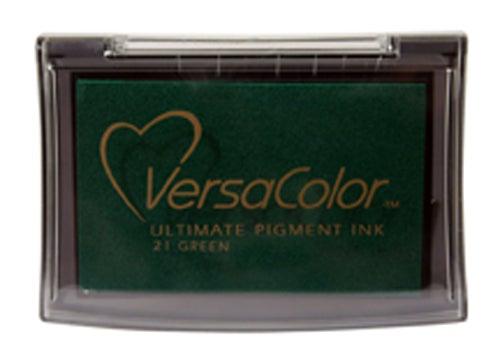 97221 - VersaColor - Green - Stempelkissen -