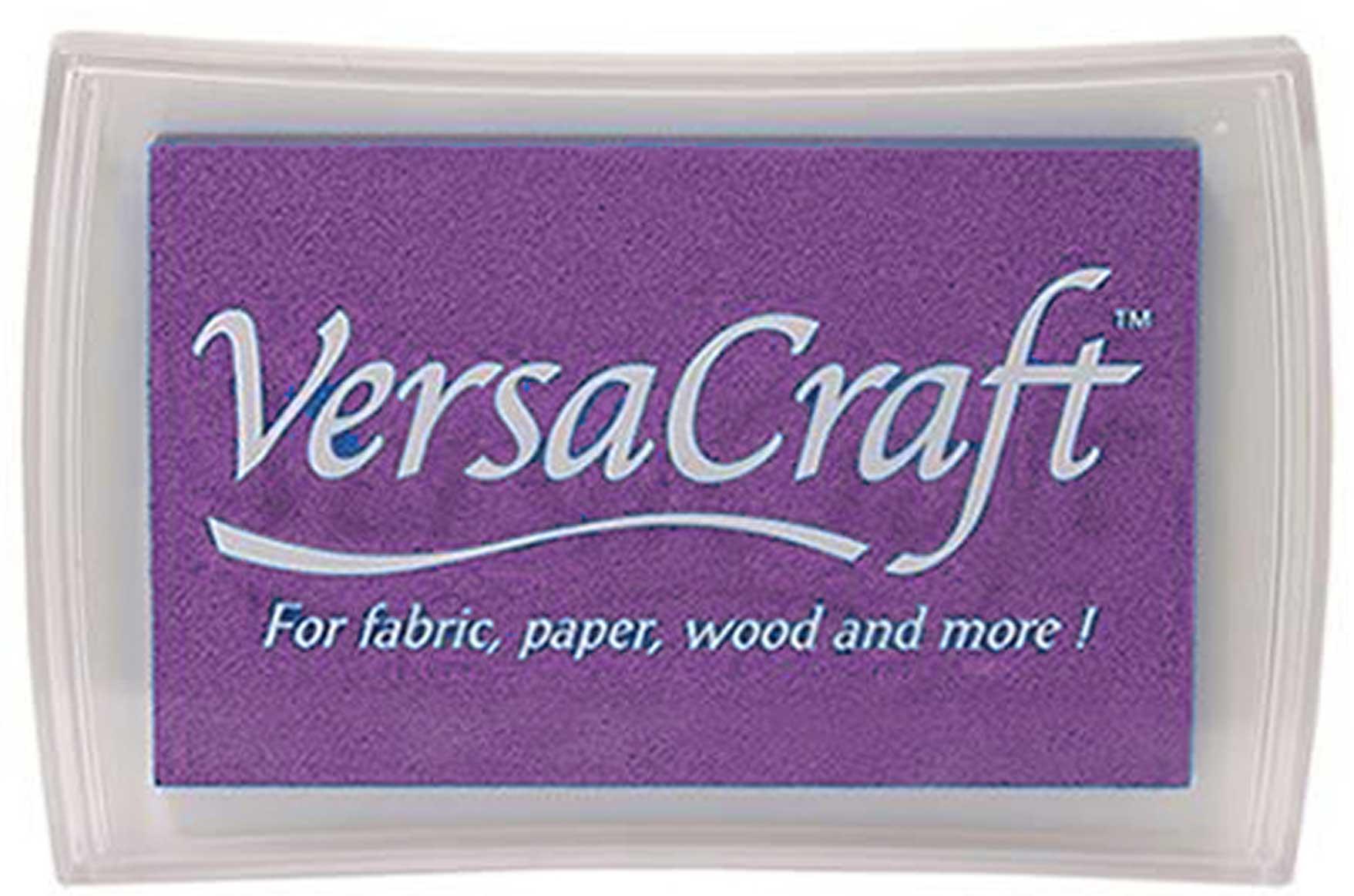 96036 - VersaCraft - Wisteria -  Stoff-Stempelkissen -