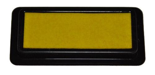 42611 - Tinten-Stempelkissen - Gelb - 41x82 mm