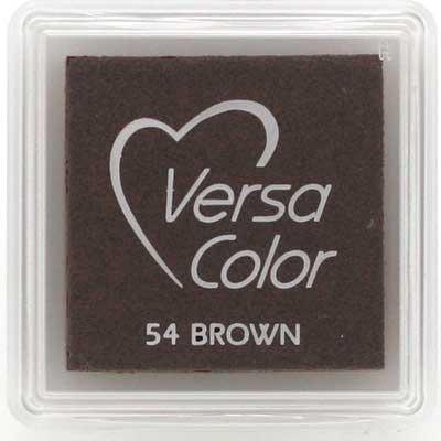 97054 - VersaColor Mini - Brown - Stempelkissen -