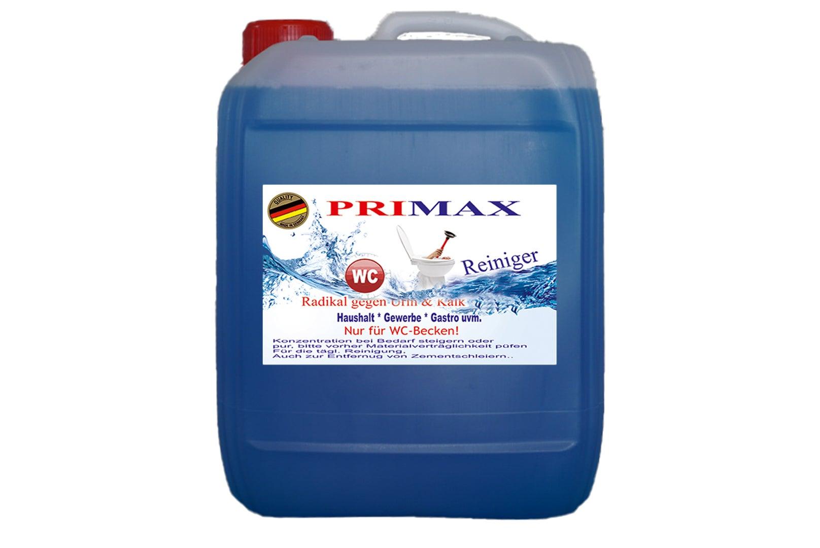 Primax WC-Reiniger