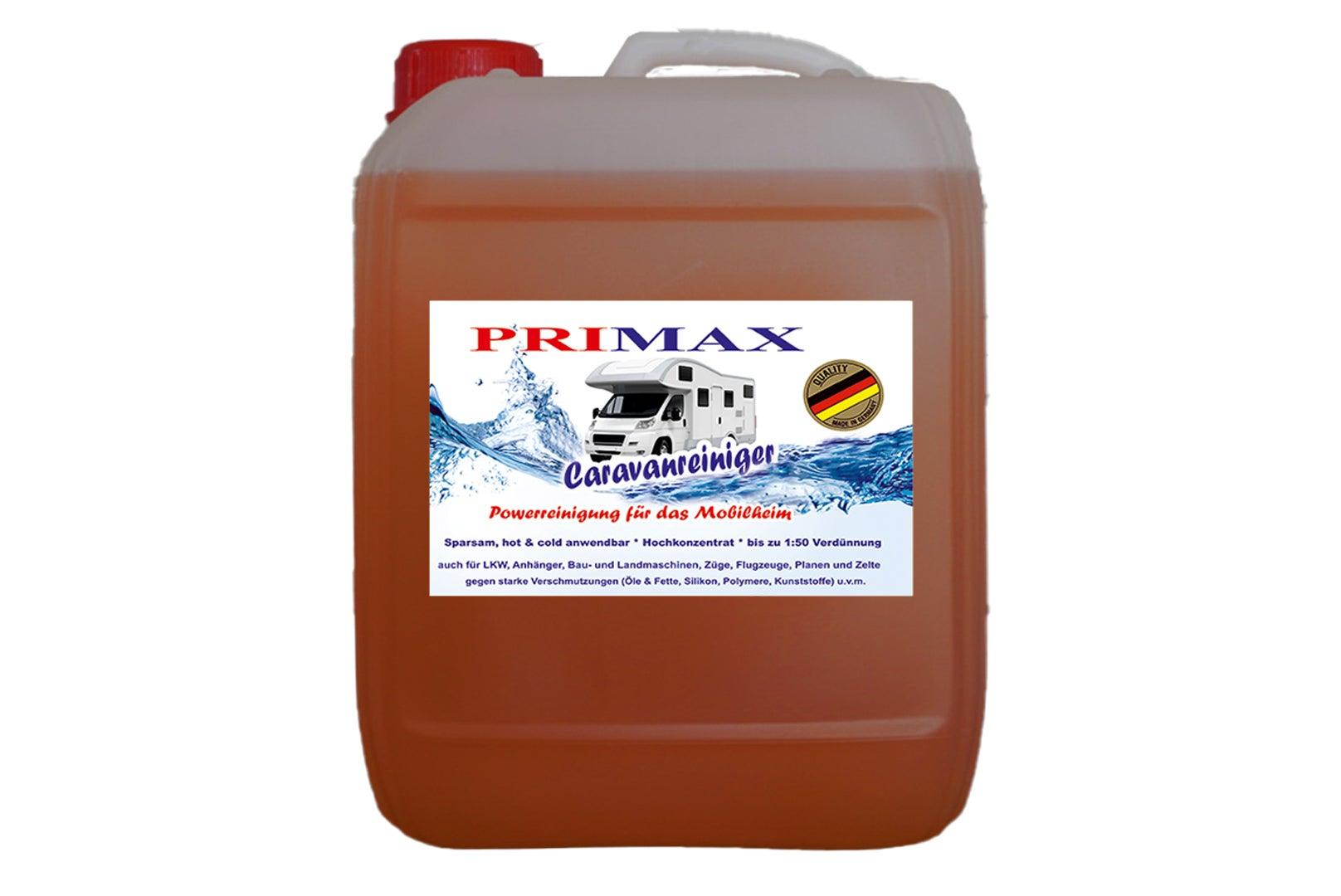 Primax Caravan Reiniger