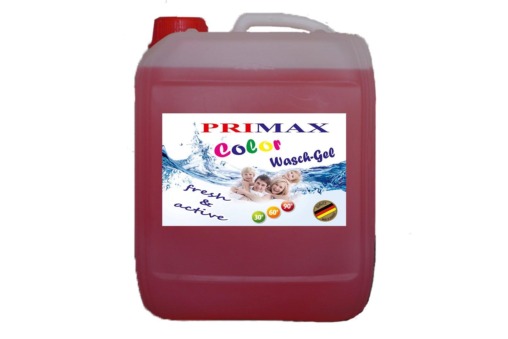 """Primax Waschgel  """"Color"""""""