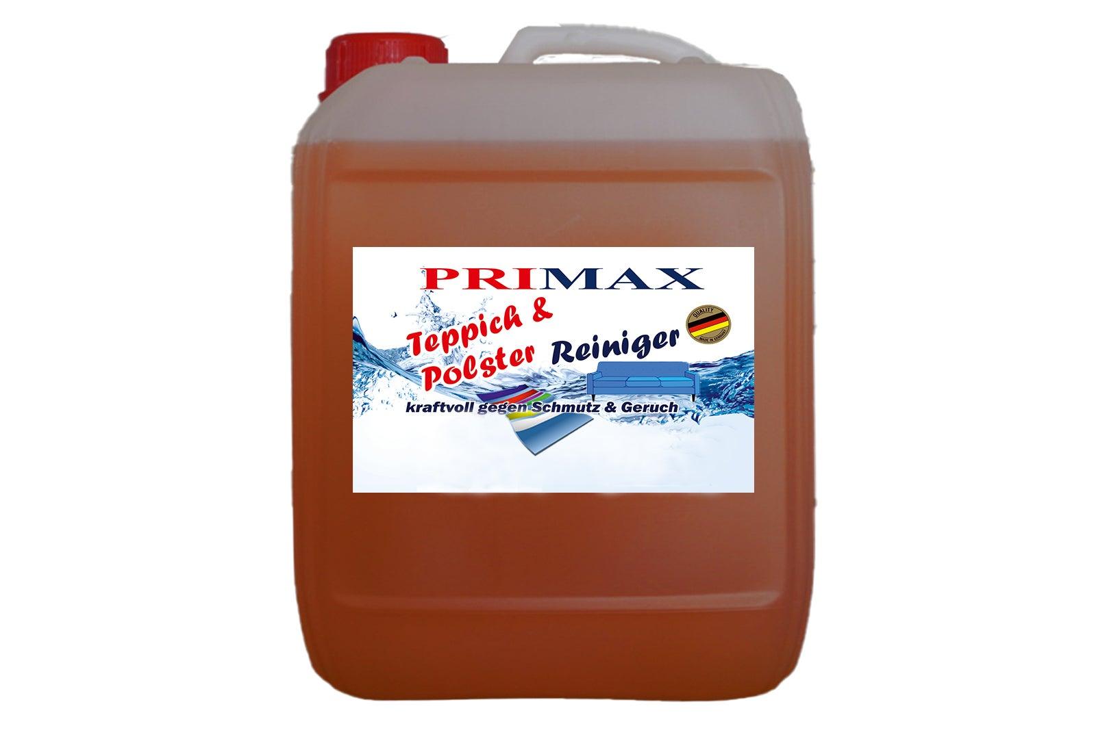 Primax Teppichreiniger Konzentrat
