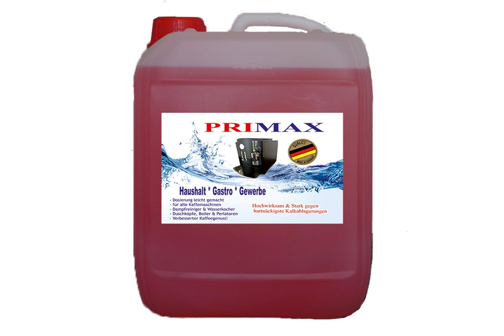 Primax Entkalker
