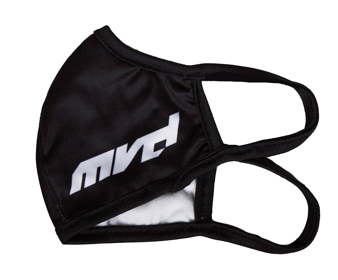Facemask MVD Black (One Size)