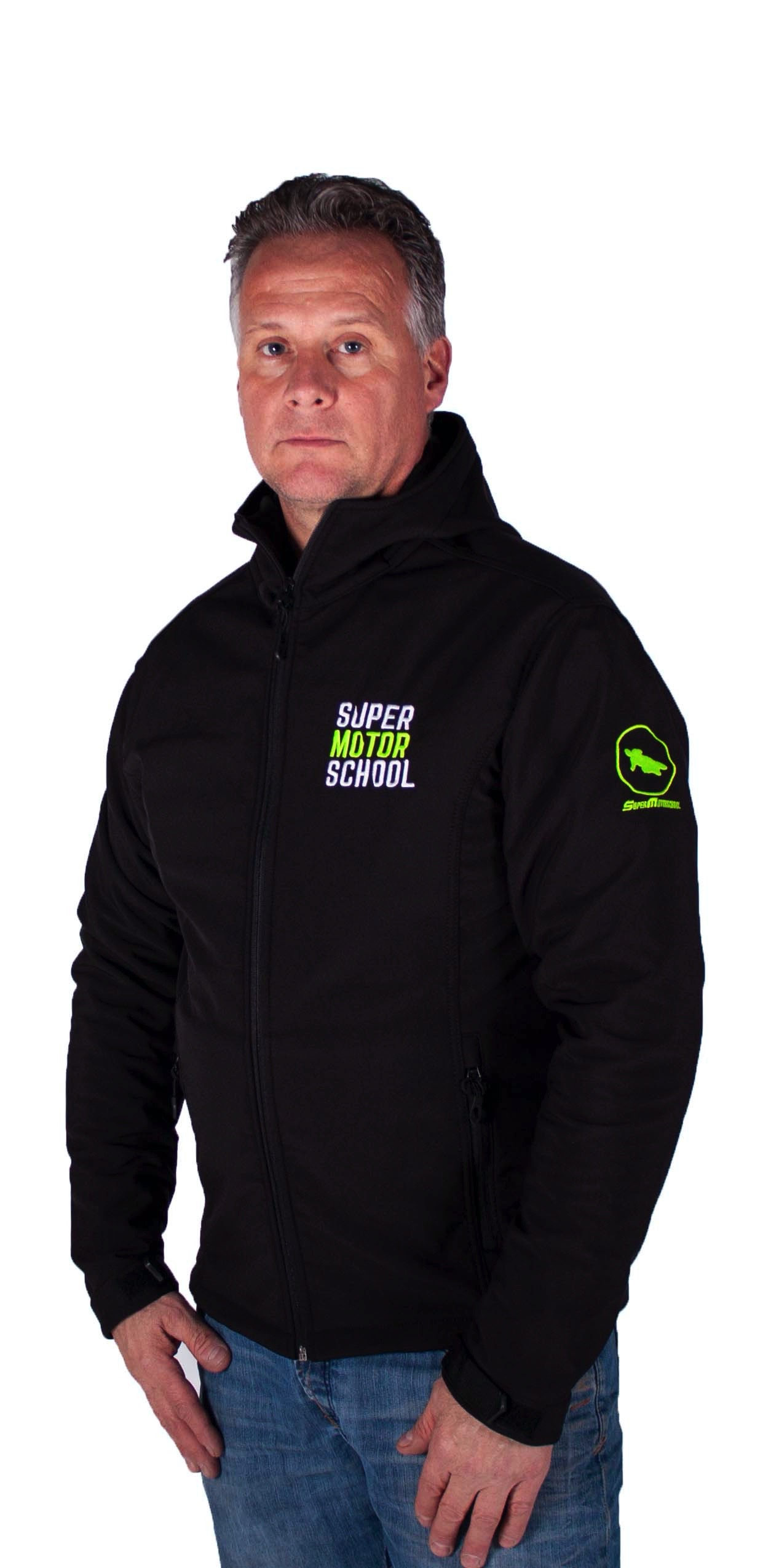 SOFTSHELL JACKET SUPERMOTORSCHOOL