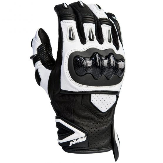 SX PRO 2 SUPERMOTO GLOVES - WHITE