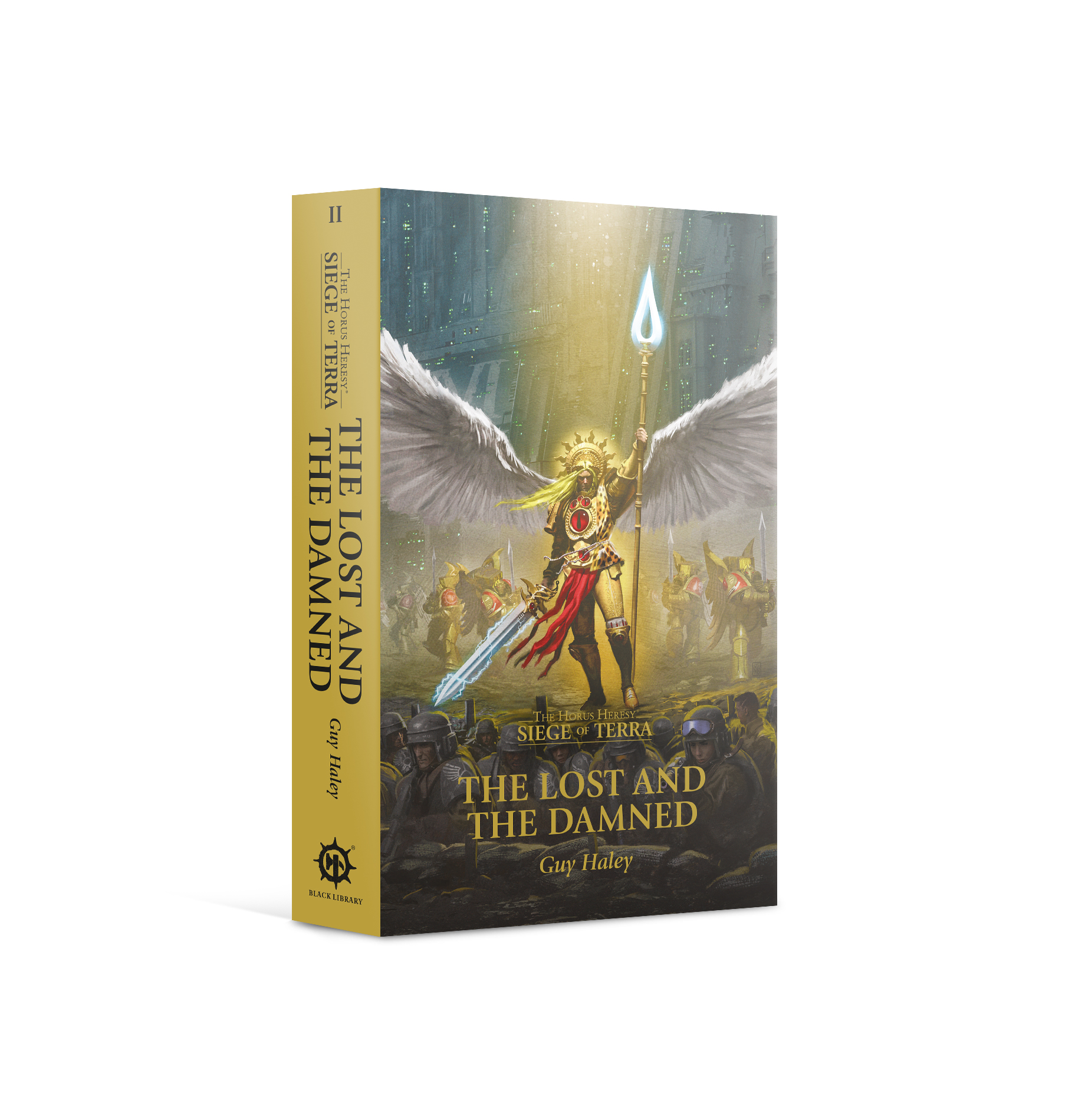 Horus Heresy: The Lost and the Damned