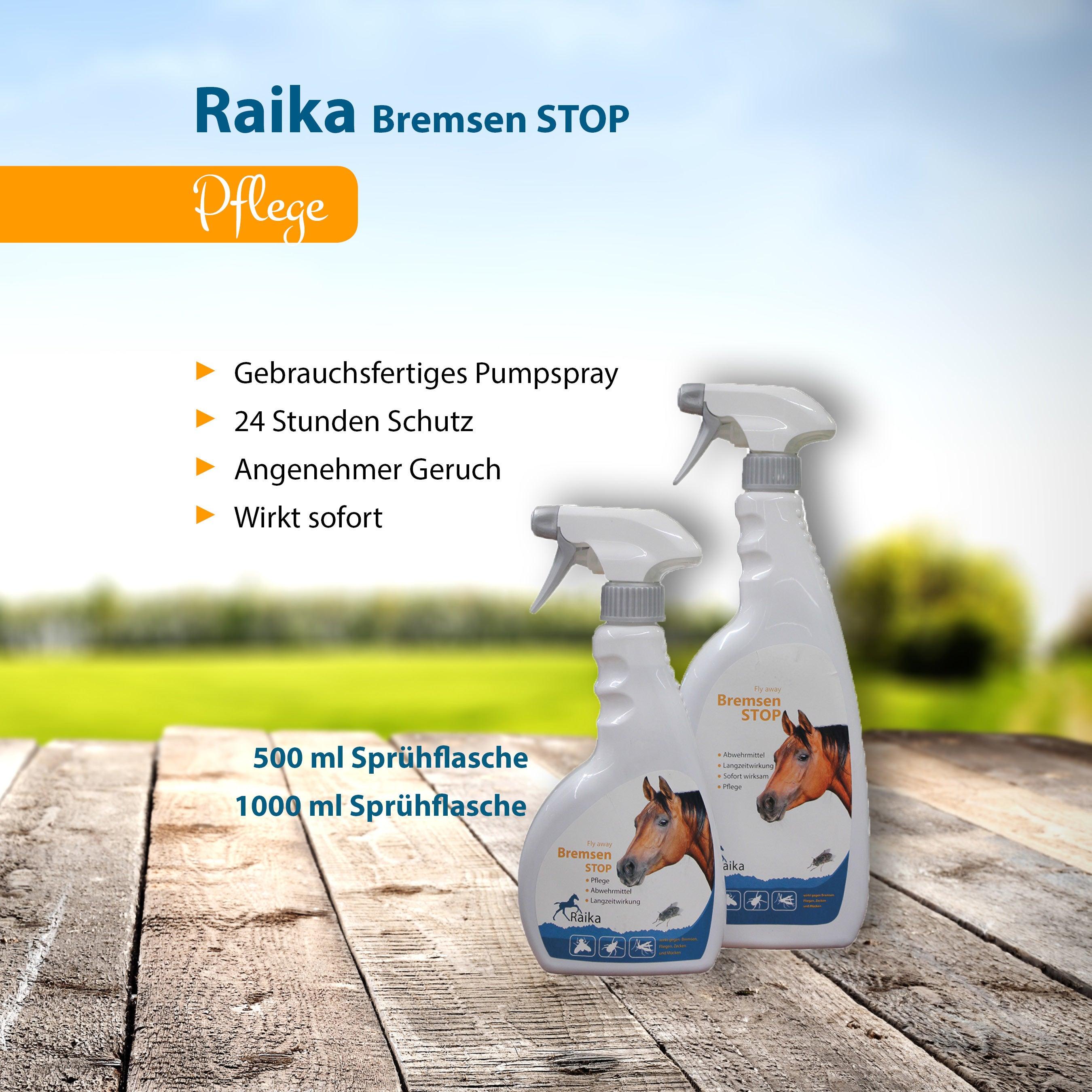 Raika Bremsen STOP