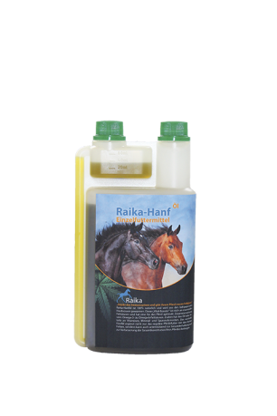 Raika-Hanf Öl