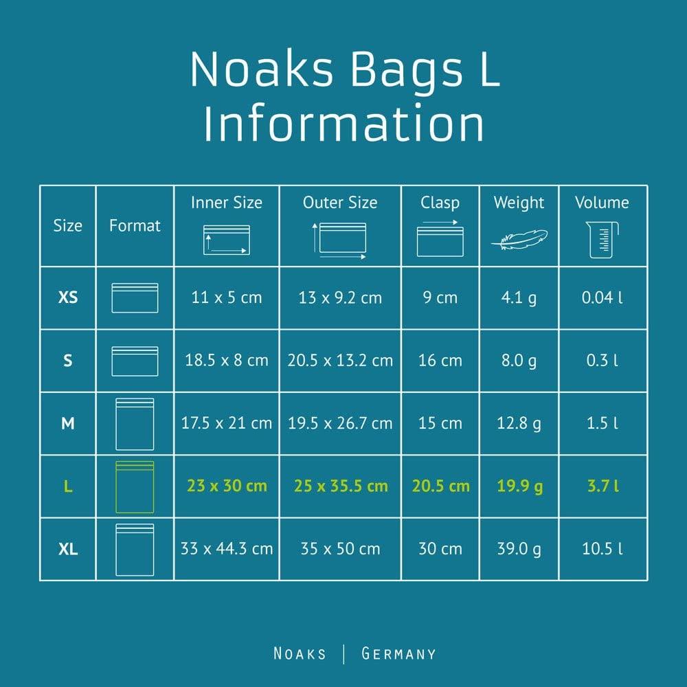 Noaks Bag - Größe L