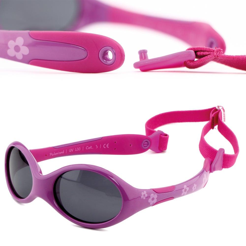 Baby Sonnenbrille | Mädchen & Jungen | Größe S | Flower
