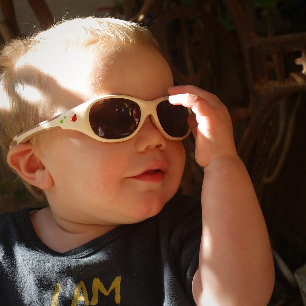 Baby Sonnenbrille | Mädchen & Jungen | Größe L