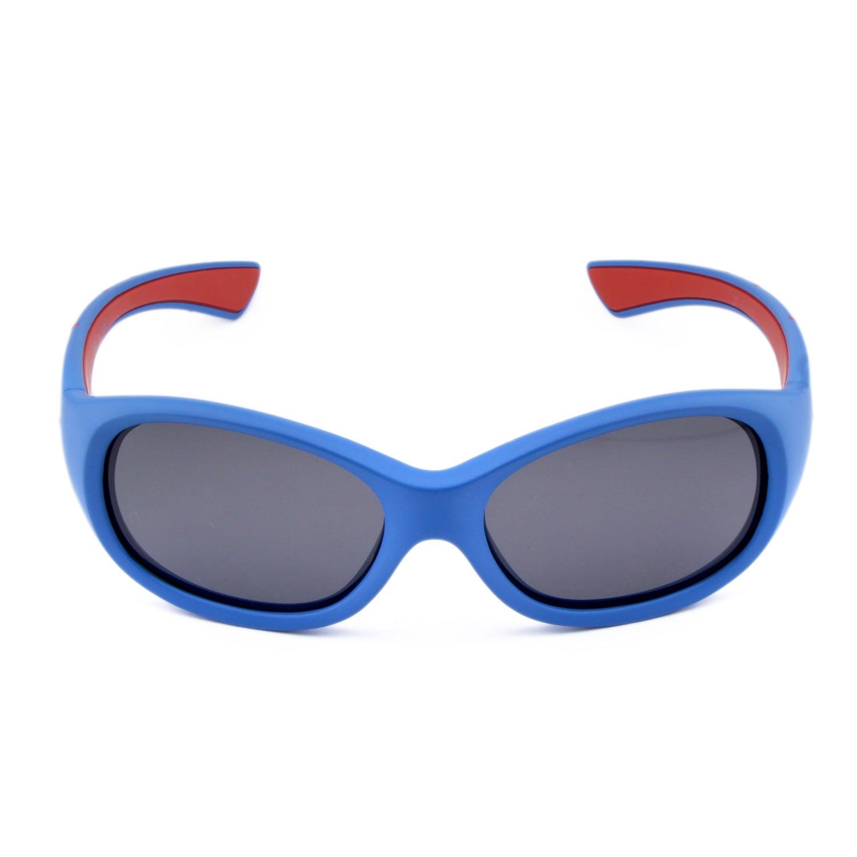Kids @school   Kinder Sport-Sonnenbrille   Blue-red