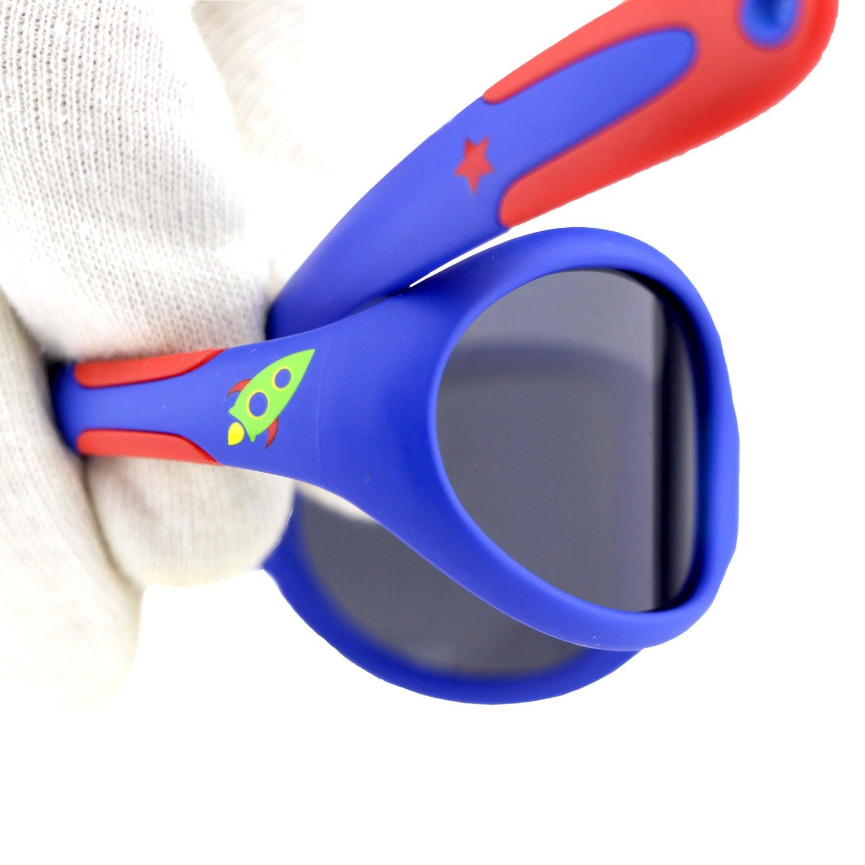 Baby Sonnenbrille | Mädchen & Jungen | Größe S