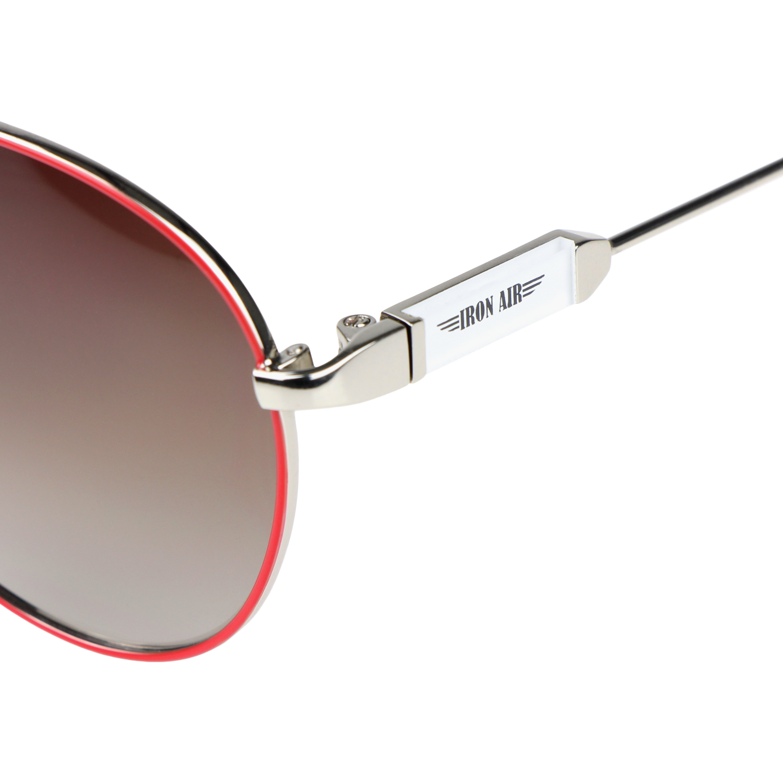 Iron Air   Red - brown gradient lenses