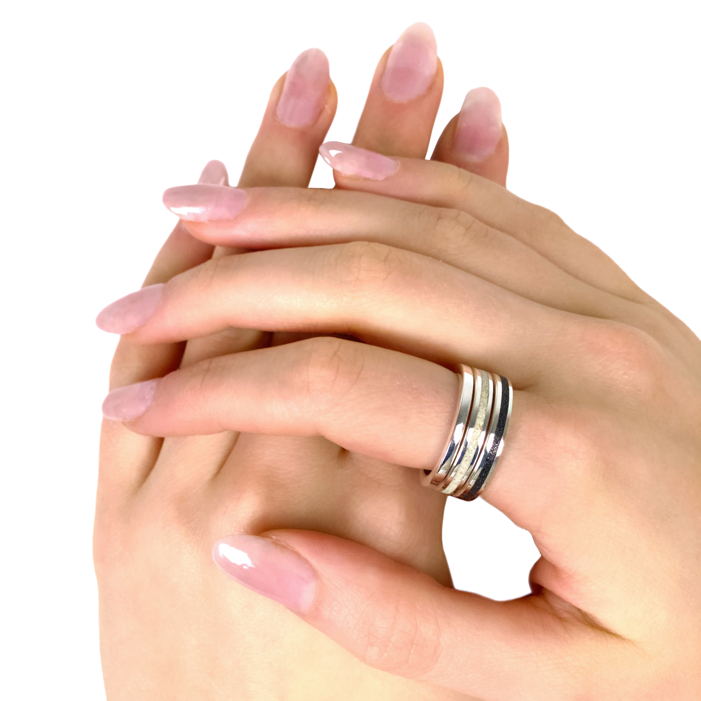 Ring Marina 3 Ringe - Größe 62