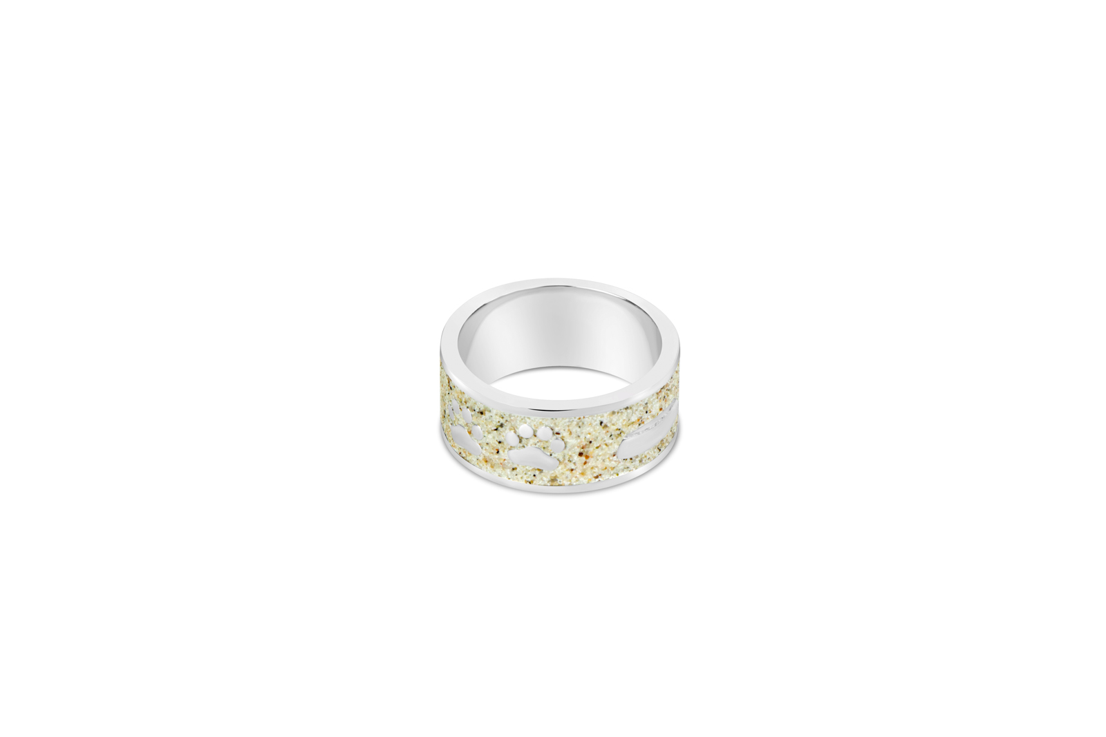 "Damen Ring""Lucky Dog"" - Größe 56"