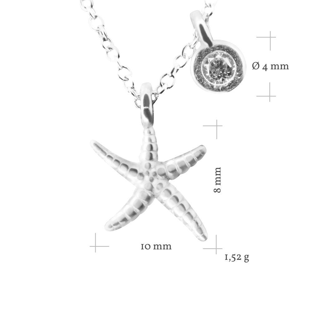 Starfish Kette