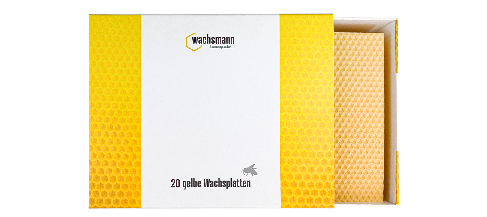 Bienenwachsplatten | Gelb