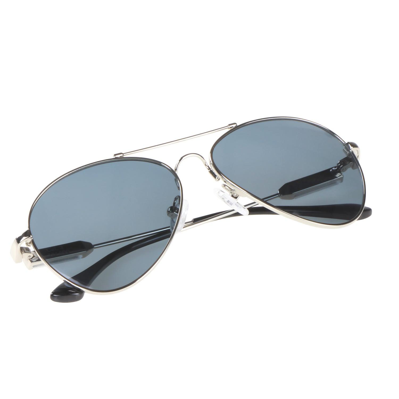 Iron Air   Silver - black lenses