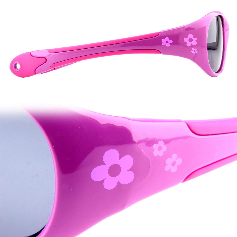 Baby Sonnenbrille   Mädchen & Jungen   Größe L   Flower