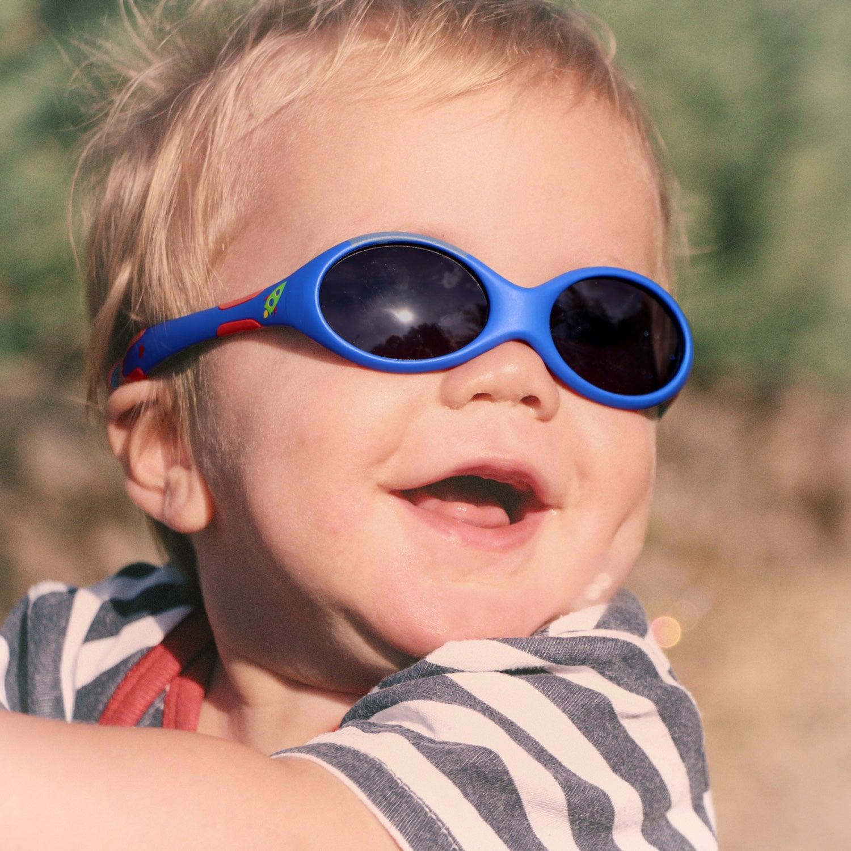 Baby Sonnenbrille | Mädchen & Jungen | Größe S | Rocket