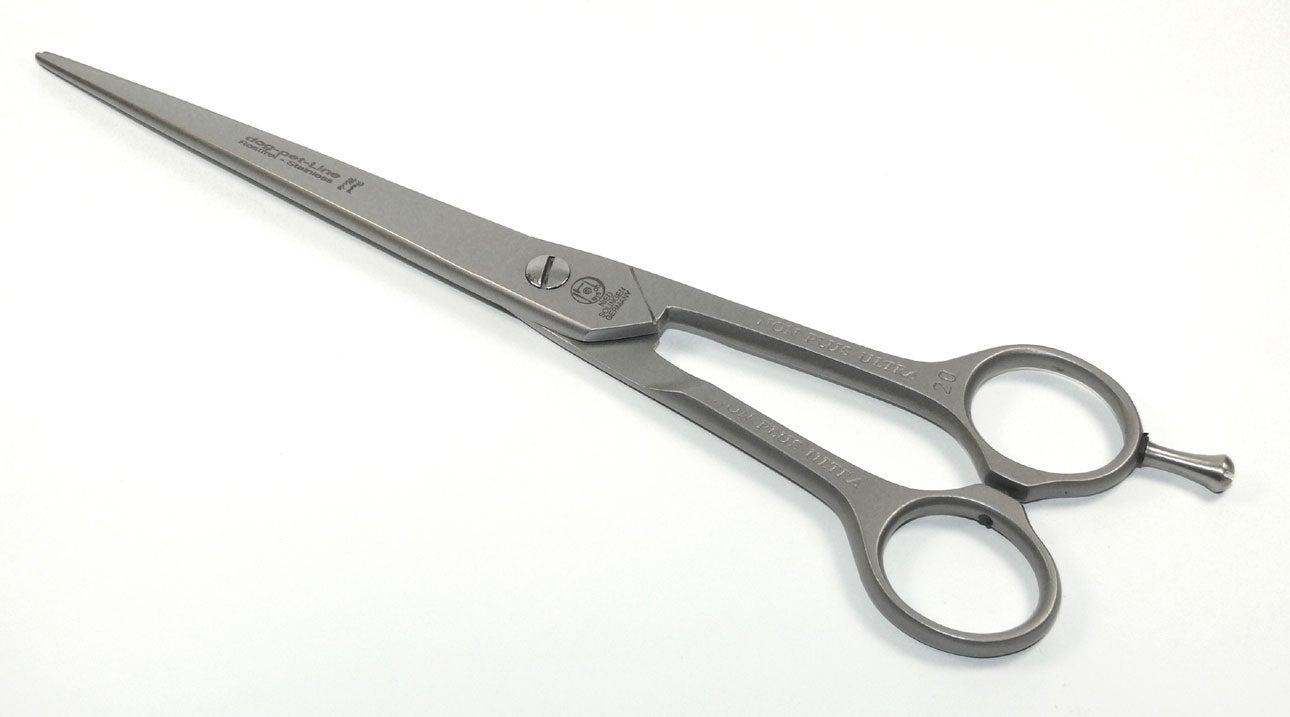 NTS dog / pet scissors / coat-cutting shear /grooming scissors - Size 20,5 cm
