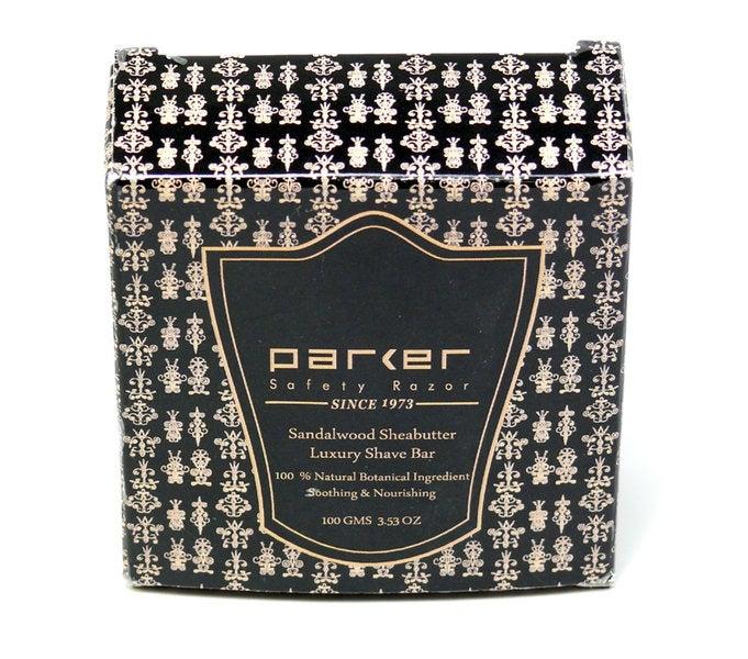 Feinste Parker Rasierseife, 100 Gramm, RSF002