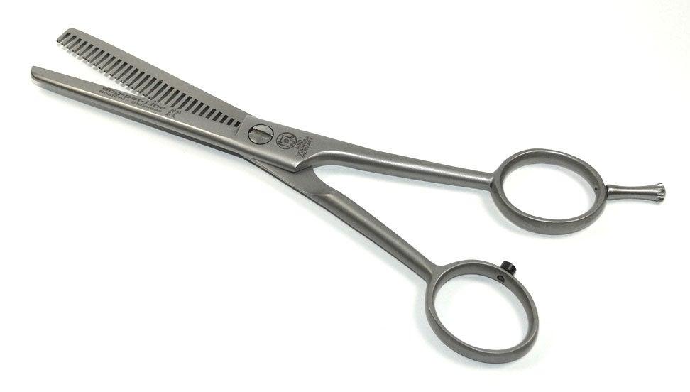 NTS dog pet thinning scissors / grooming scissors, 30 teeth one-sided