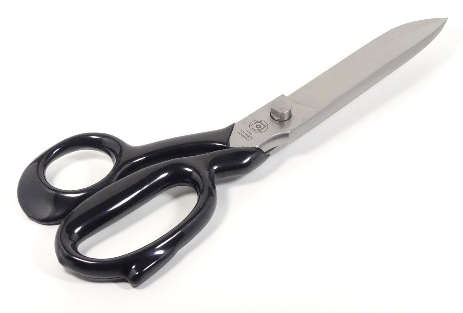 NTS Schneiderschere Stoffschere für Linkshänder 25 cm