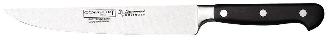Burgvogel Fleischmesser, Klinge 18 cm, Griff Comfort
