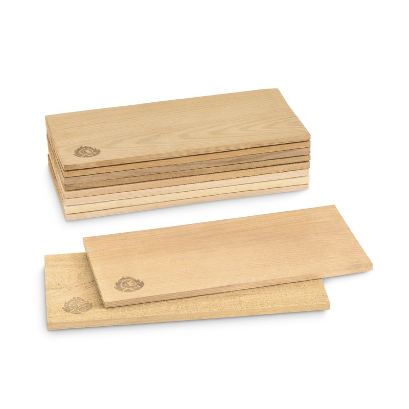Smoking Board Cedar Wood