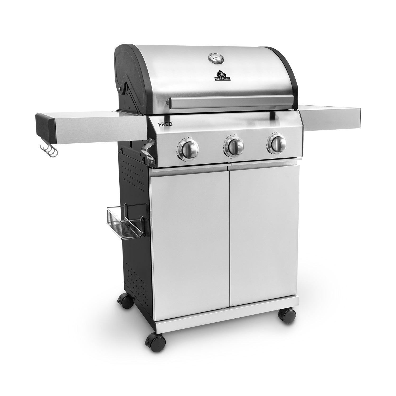 Fred - 3 Burner Gas Grill