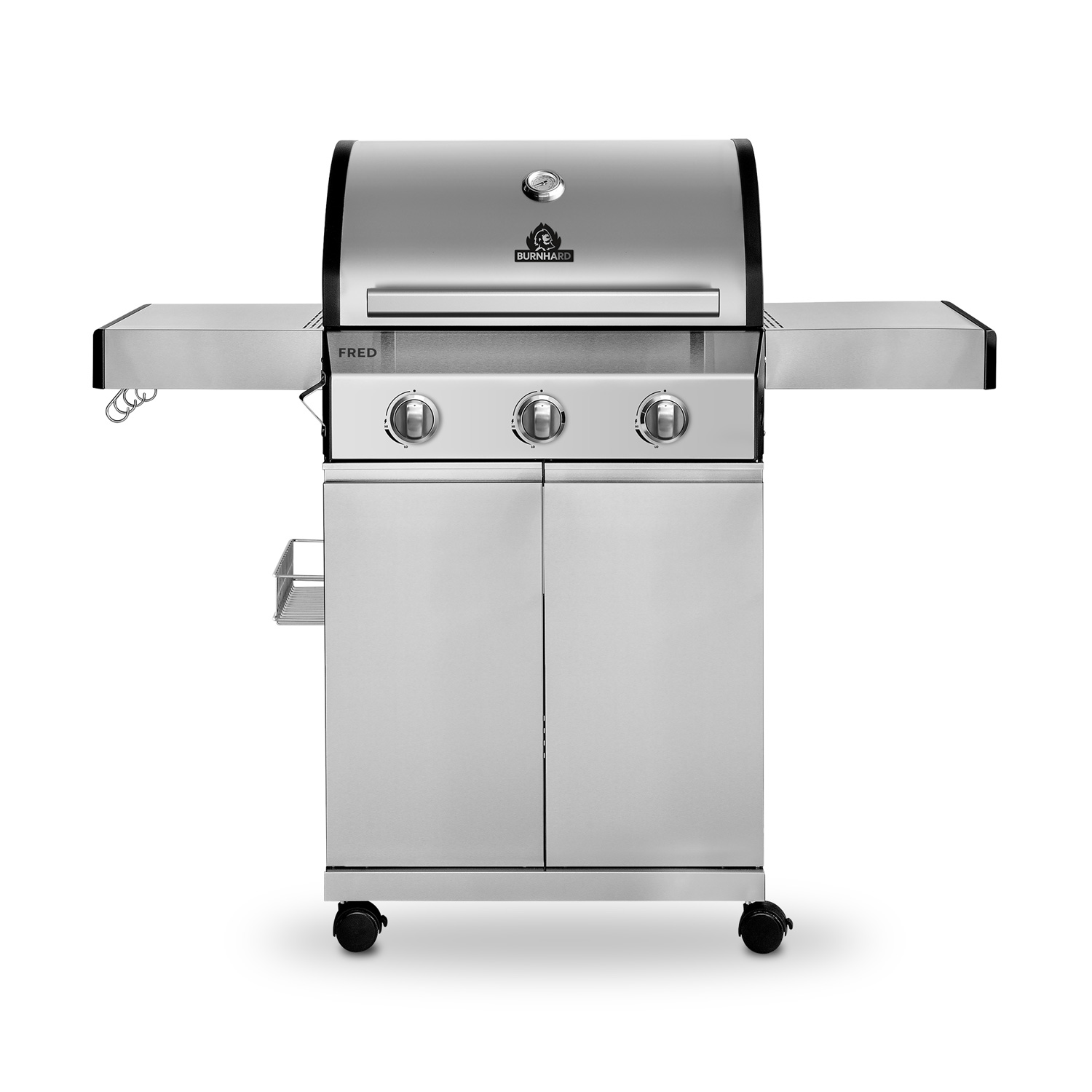 Fred - 3 Burner Gas Grill