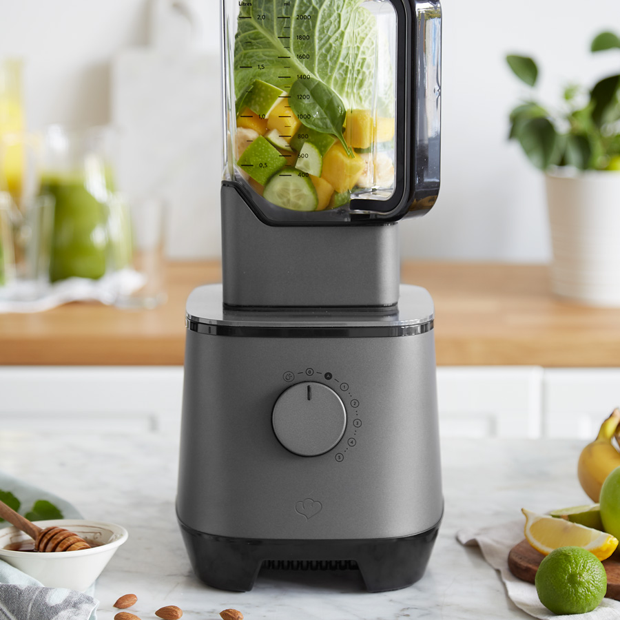 Hanno - High-performance blender
