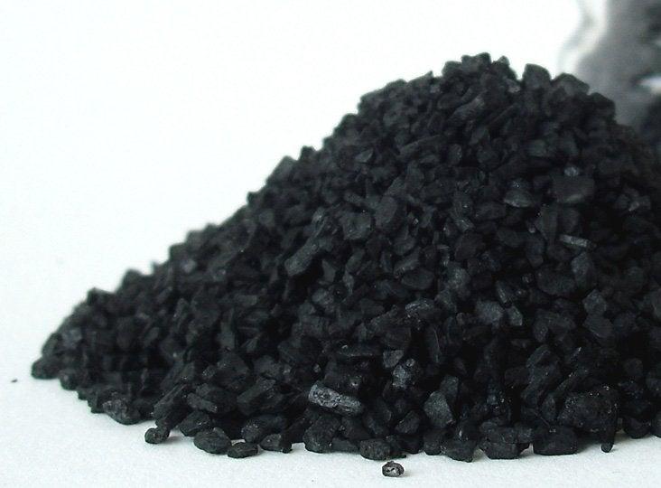 """Hawaii sea-salt """"Black Lava"""""""
